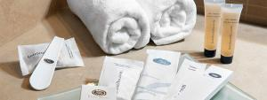 Amenities habitacion Hotel Elba Madrid