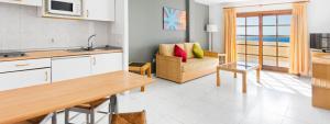 Amplio apartamento con 2 habitaciones vista Mar en Elba Castillo San Jorge Antigua