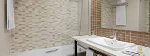 Baño- Habitación doble