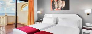 Agradable y acogedora habitación Hoteles Elba