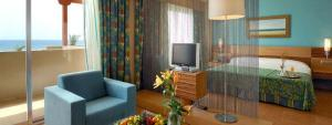 Moderna y amplia Junior Suite en Elba Carlota