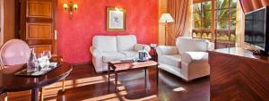 Lujoso salón Suite en Elba Palace Golf