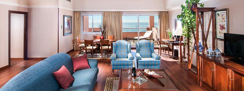 Präsidentensuite - Hotel Elba Estepona