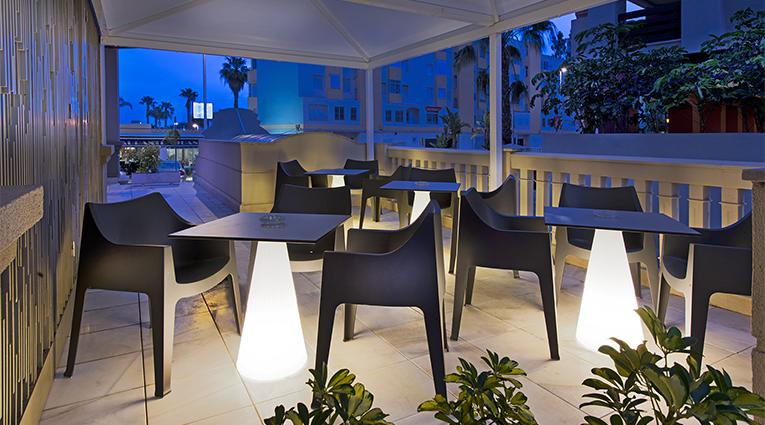 Bar Terraza Hotel Elba Motril