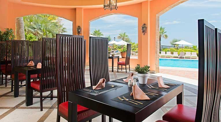 Restaurante hotel Elba Estepona