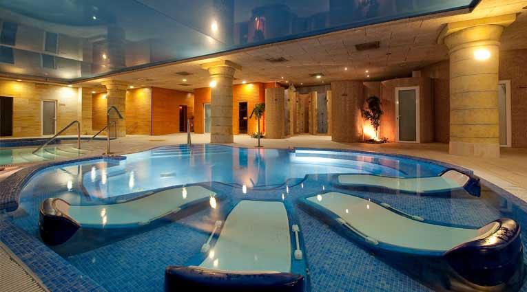 Experimente un profundo bienestar y relax en el Spa del Elba Estepona