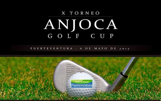 ¡Nueva edición del Torneo ANJOCA Golf Cup en Fuerteventura!