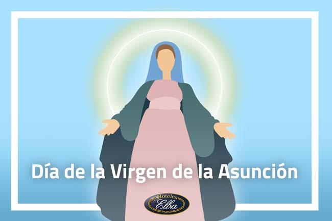 ¡Feliz día de la Asunción!