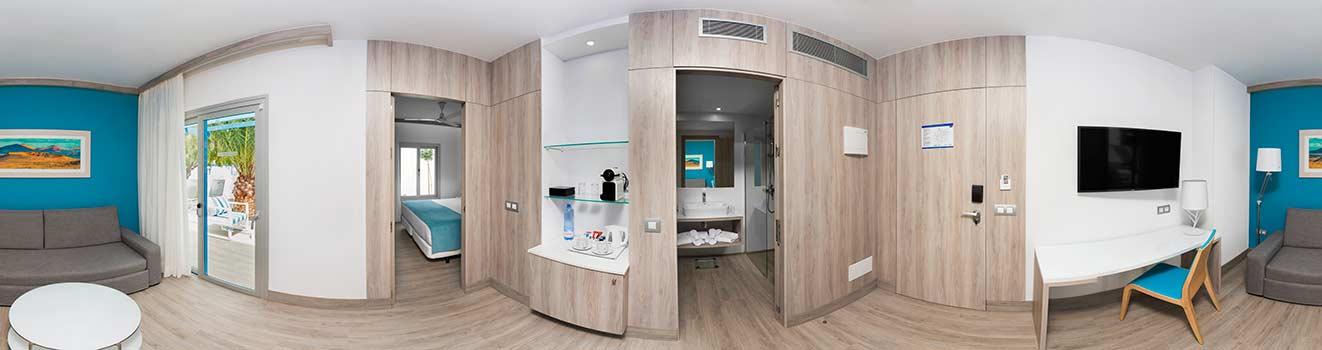 Vista 360 suite Elba Lanzarote
